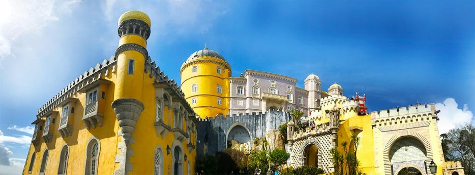 Visit Sintra is a must do in Portugal. But don't just take a day trip from Lisbon! Stay overnight in Sintra and explore more of the area. I give you the perfect 2 day Sintra itinerary to enjoy the best that Sintra has to offer. Where to stay, what to see in Sintra and more practical tips.