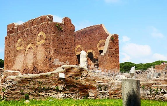 5 Reasons to Take a Day Trip to Ostia Antica from Rome Italy