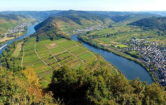Trier to Koblenz Germany: Mosel River Road Trip Itinerary