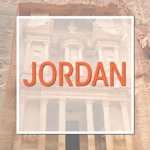 Travel to Jordan