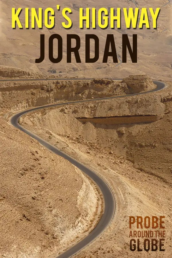 What to see on the King's Highway Jordan from Amman to Petra? I highlight the best photo stops and things to see and do on your Jordan road trip.
