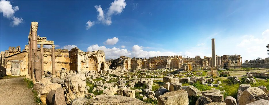 Baalbek in Lebanon is on every Roman History lover's list. I give you 10 other remarkable Roman Ruins in Lebanon with practical tips on how to see them.
