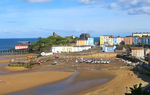 Amroth to Tenby Pembrokeshire Coast Path