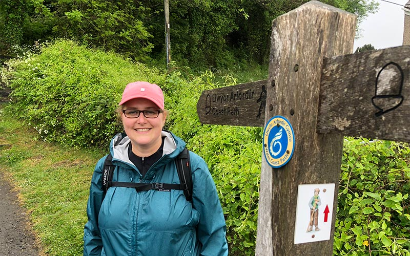 I share my experiences walking from Amroth to Tenby on the Pembrokeshire Coast Path in Wales. I include practical tips for hiking and the Wales Coast Path.