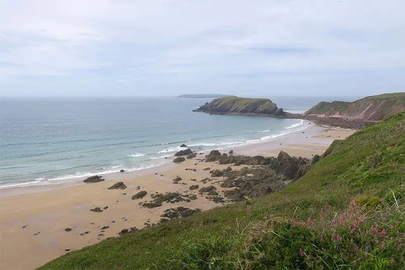 Read more about the walk from Dale to Marloes on the Pembrokeshire Coast Path in Wales and how to visit Skomer Island to see puffins in Wales.