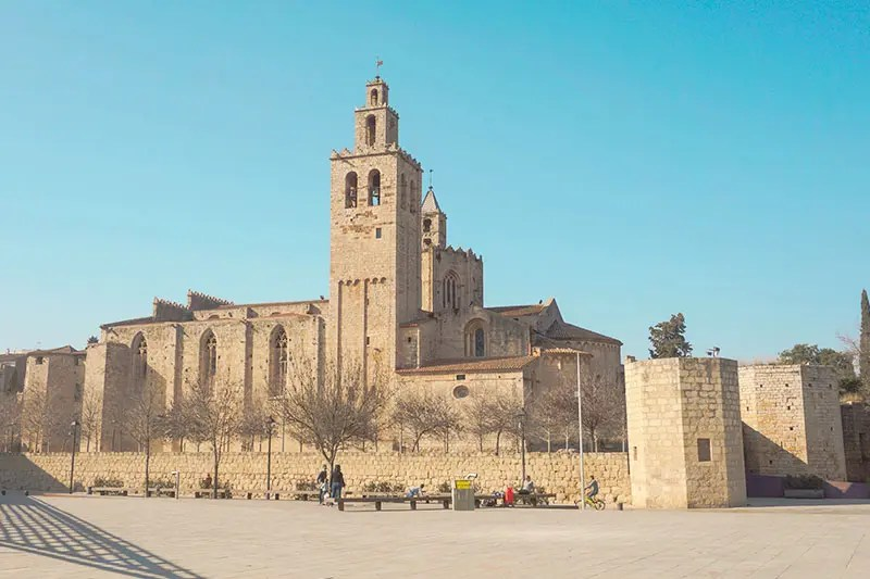 Choose some of the best day trips from Barcelona to explore the region. Read my 8 easiest Barcelona day trips for a relaxed day trip by train from Barcelona