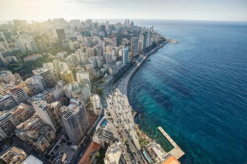 If you plan to travel to Beirut, you might wonder: is Lebanon expensive? I give you my personal travel budget breakdown to answer that question into detail.