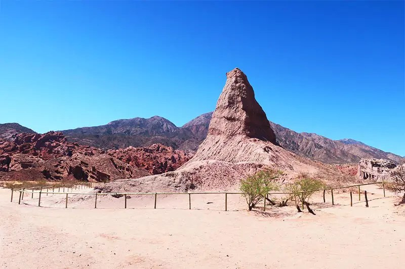 Cafayate, Argentina's off-the-beaten-path wine destination offers a lot of things to see. To help plan your trip, I list my favorite things to do in Cafayate Argentina.