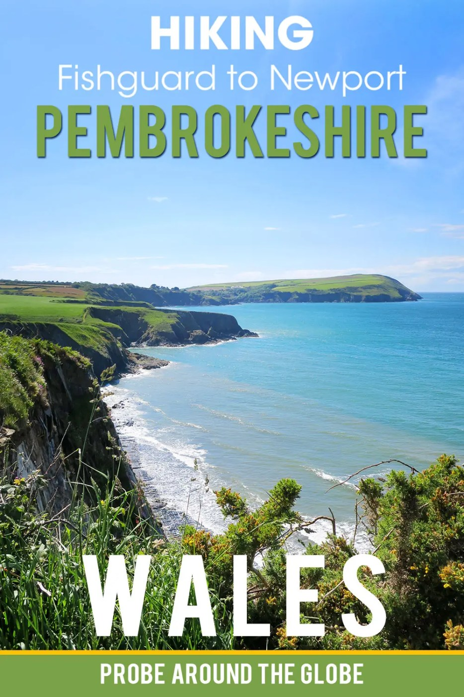 Read about hiking Fishguard to Newport on the Pembrokeshire Coast Path. Read my practical tips for walking this part of the Wales Coast Path