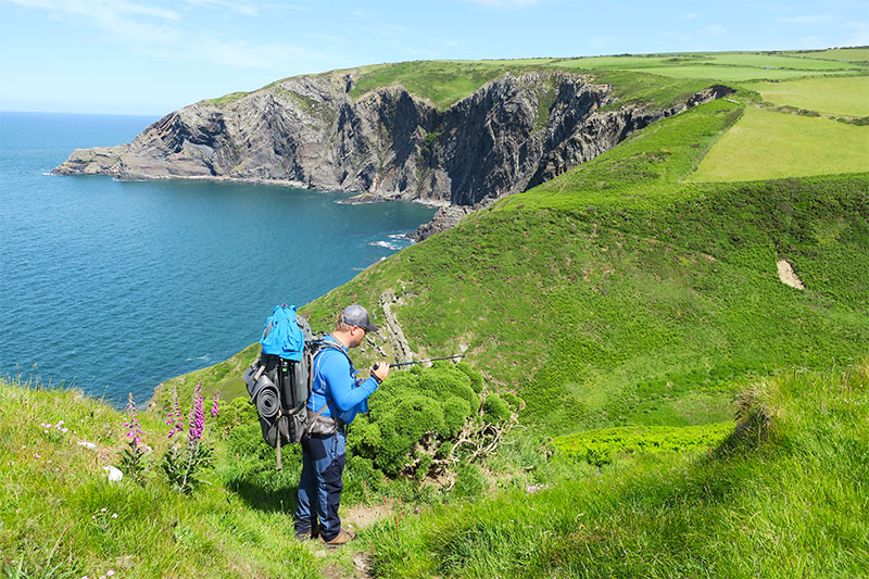Read my practical tips for walking from Newport to St.Dogmaels and end in Cardigan on the Pembrokeshire Coast Path, part of Wales Coast Path