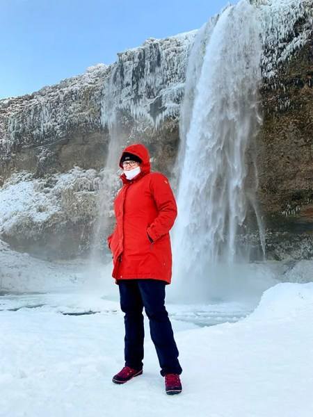 What to wear in Iceland in winter? Check out my Iceland winter packing list for plus-sized women for cute and warm Iceland winter clothes.
