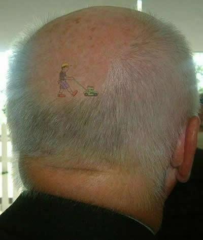Some Interesting Tattoos, Funniest and Amazing Body Tattoo