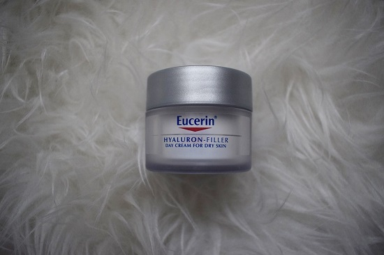 Sanicarebox Eucerin and friends Eucerin Hyaluron Filler Tagespflege Probenqueen