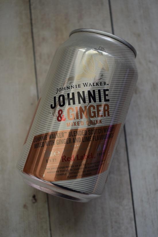 Brandnooz Box April Dose Johnnie Walker mit Ginger Probenqueen