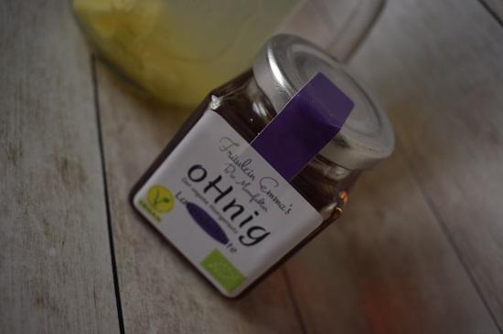 oHning Fräulein Emma´s Lavendelblüte im Glas www.probenqueen.de