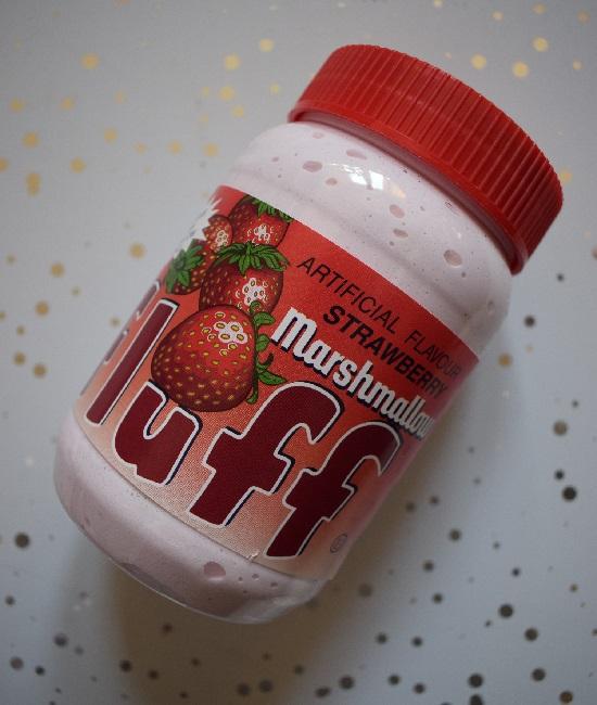 Degustabox Februar 2019 Eine Dose Fluff Marshmallow Creme