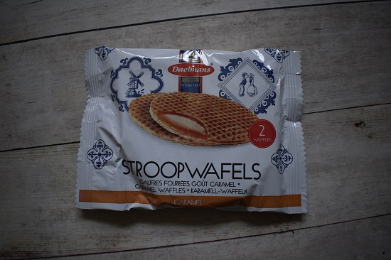 Degustabox April 2019 Stroopwafels caramel