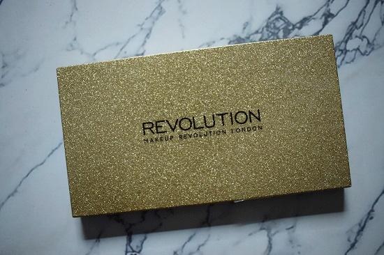 Schön für mich Box Makeup Revolution Life on the dancefloor Lidschattenpalette