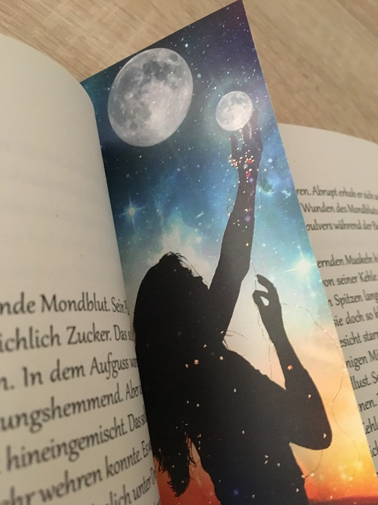 Rhania Trilogie - Lesezeichen Der Krieger