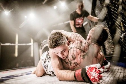 Aggrelin Cage Fights, Republic, Salzburg, 20161016, (c)wildbild