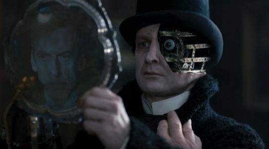 half face man twelfth doctor
