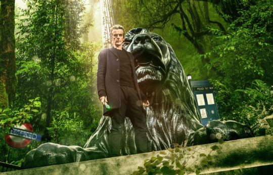 In The Forest of the Night dr who