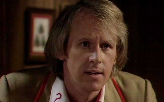 fifth doctor concerned