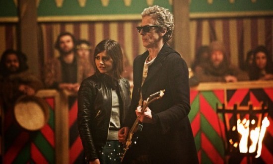 Capaldi with guitar
