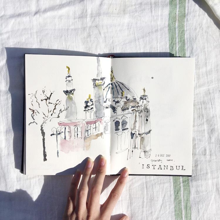 probisnaz blog drawing