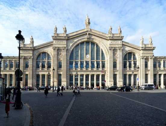 Самый загруженный железнодорожный вокзал