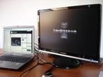 blogging office