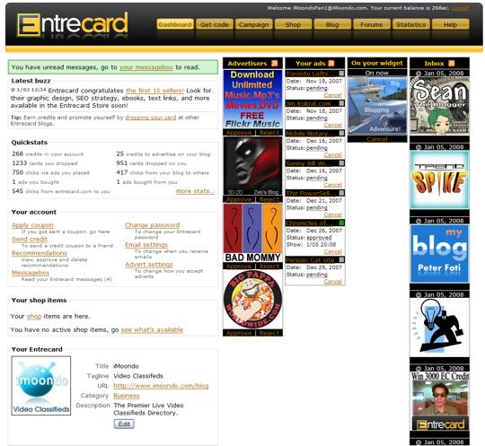 Regdashboard