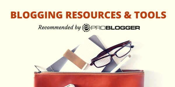 recommended blogging resources