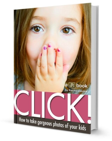 Click! How to take gorgeous photos of your kids