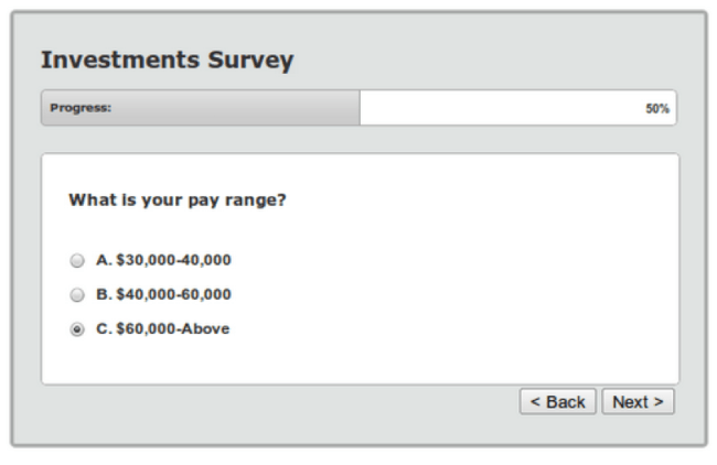 WordPress Simple Survey