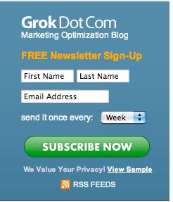 FutureNow Optin Email form