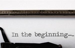 Type writer - in the beginning