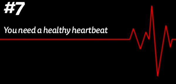 14 - healthy heartbeat