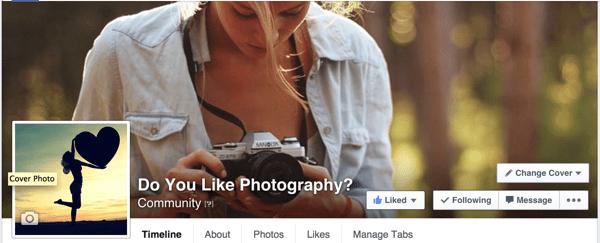 Do you like photography facebook