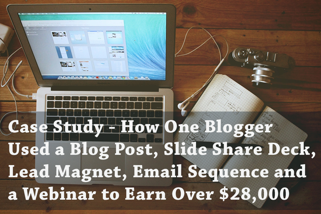 PB117: Case Study - How One Blogger Used a Blog Post
