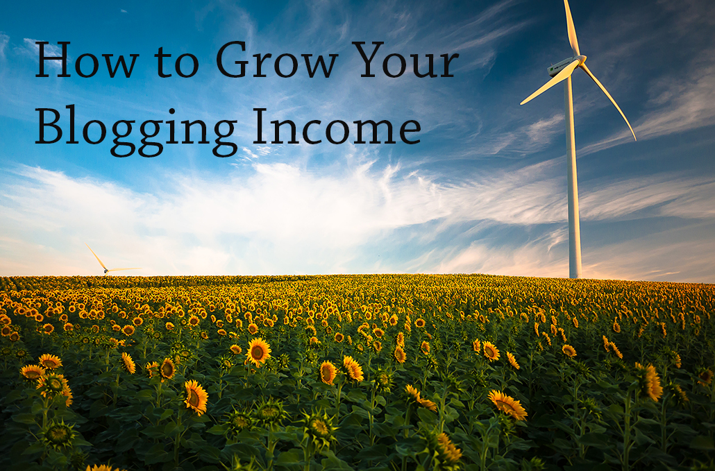 154: How to Grow Your Blogging Income