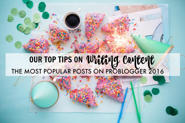 problogger-most-popular-content