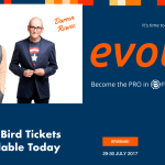 Grab Your Earlybird Tickets to ProBlogger Evolve Conference and Mastermind Today