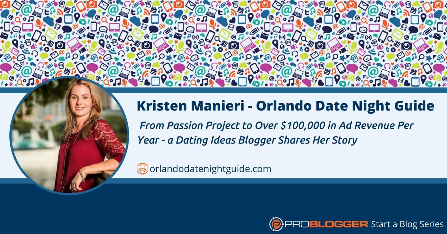 226 Kristen Manieri Start a Blog Series