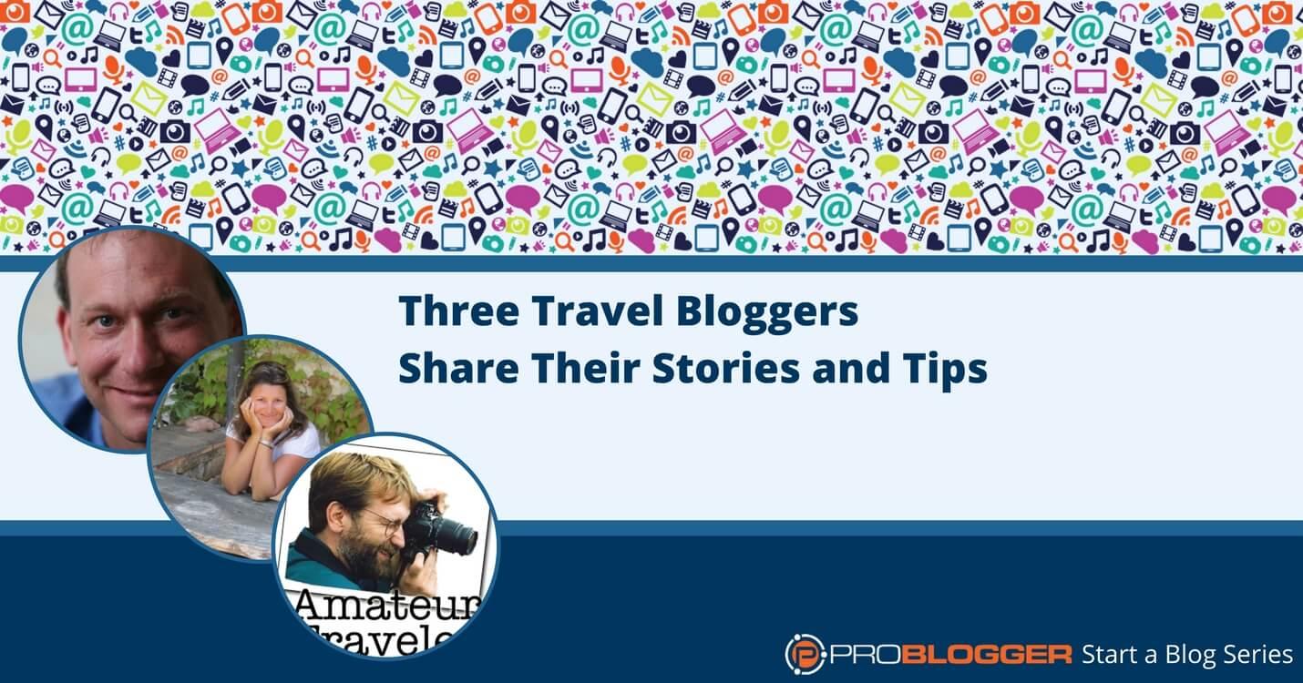 227 Three Travel Bloggers