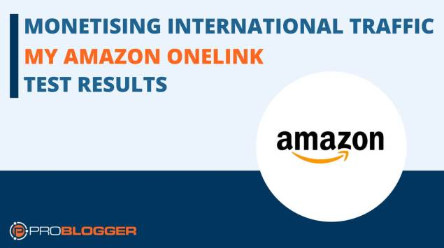 Amazon OneLink test results