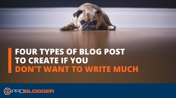 ProBlogger - Blog Tips to Help You Make Money Blogging