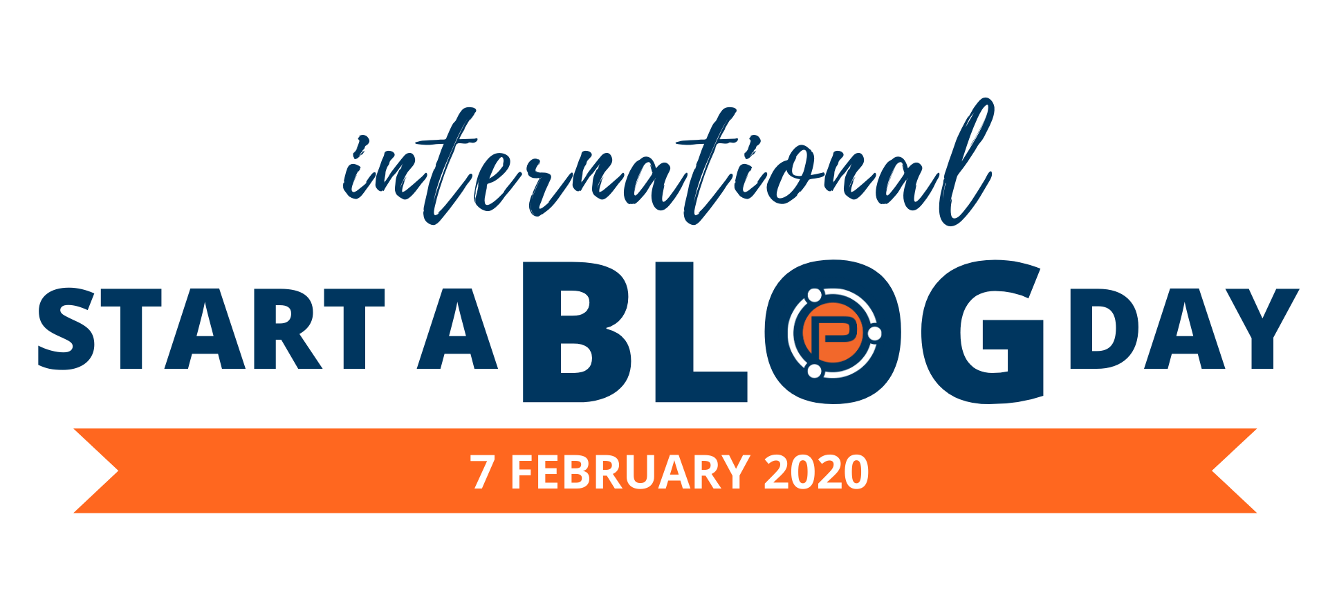 International Start a Blog Day Class of 2020