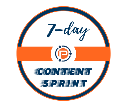 7-day Content Sprint
