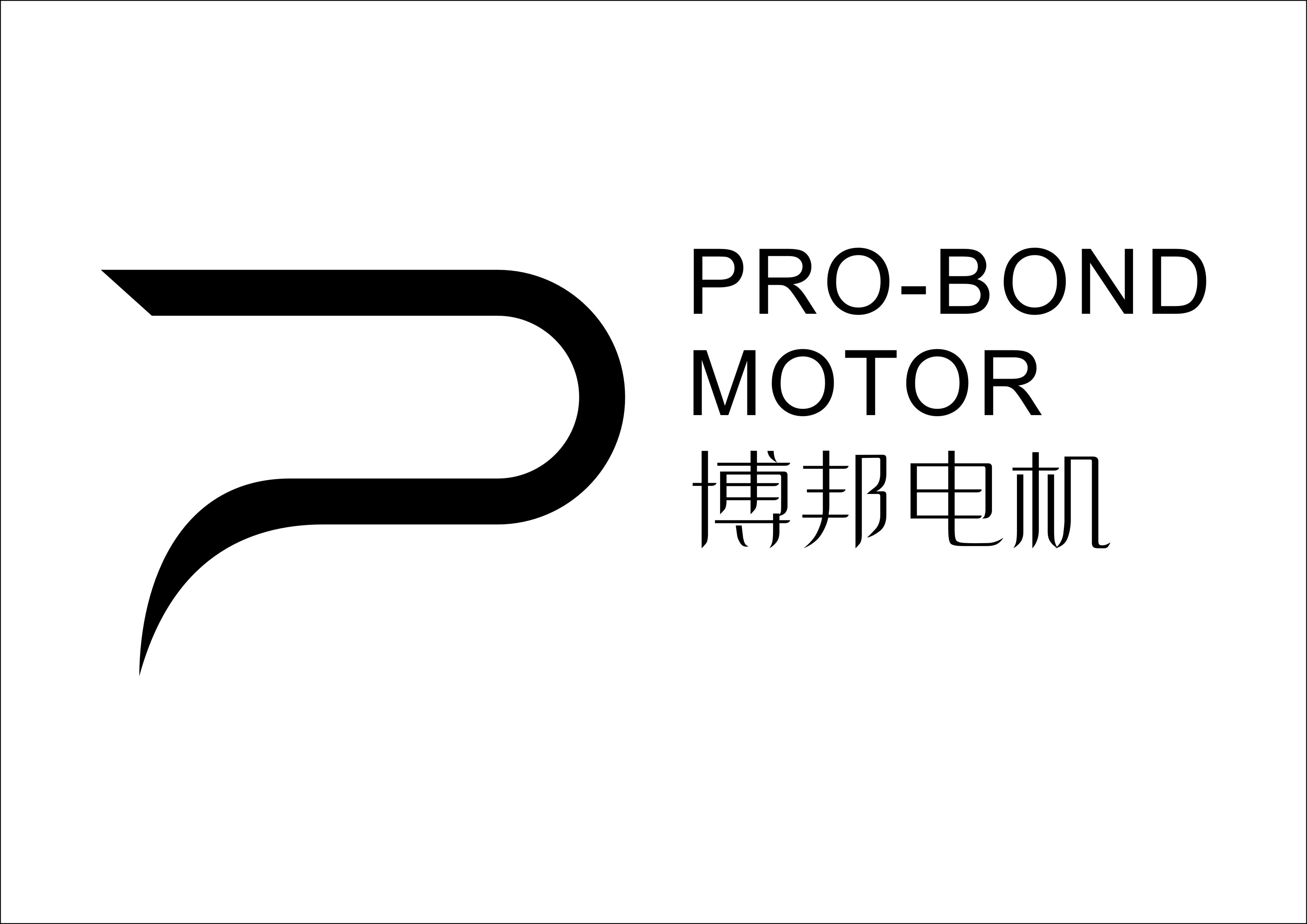 Changzhou Probond Motor Co Ltd